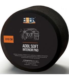ADBL Aplikator Soft Interior Pad- czarny aplikator do wnętrz
