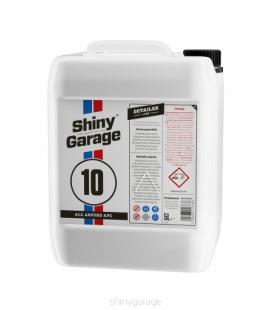 Shiny Garage All Around APC 5L koncntrat, do czyszczenia lekkich i mocnych zabrudzeń na wielu powierzchniach