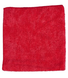 Ściereczka z mikrofazy 220G 40x40 Czerwona