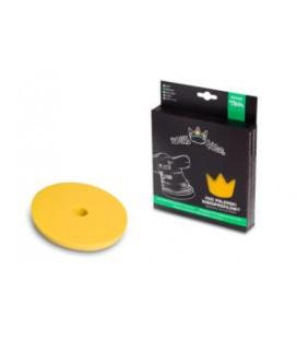 Royal Pads Thin Medium Pad ( Yellow ) - 130mm średnio tnący cienki pad do maszyn DA
