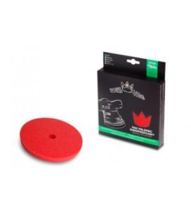 Royal Pads Thin Soft Pad (Red) - 80 mm cienki miękki pad, wykończeniowy, DA