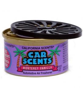 California Scents puszka zapachowa do auta Monterey Vanilla - zapach waniliowy