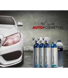 Zestaw Koch Chemie - kompletny zestaw do pielęgnacji samochodu, wewnątrz i na zewnątrz