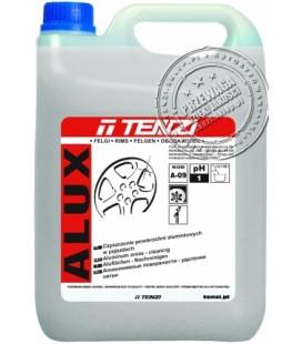 TENZI Alux A09/001 - kwasowy środek do czyszczenia mocno zabrudzonych felg 5l
