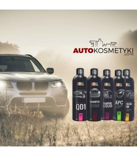Zestaw ADBL Pełny pakiet niezbędnych kosmetyków, codzienna pielęgnacja auta