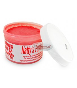 Poorboy's World Natty's Paste Wax Red - Wosk naturalny ciepłe barwy 235ml