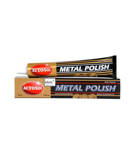 Autosol Metal Polish 75 ml