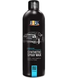ADBL Synthetic Spray Wax 0,5 L