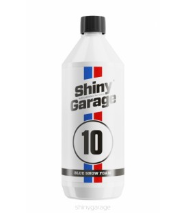 Shiny Garage Blue Snow Foam 1L Gęsta piana aktywna