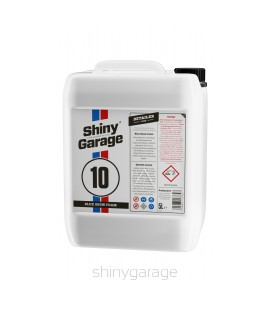 Shiny Garage Blue Snow Foam 5L Gęsta piana aktywna