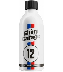 Shiny Garage Orange Car Shampoo 500ml szampon do mycia auta