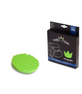 Royal Pads Finish Crown Pad (green) - 130 mm