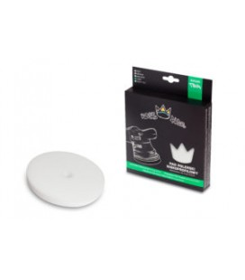 Royal Pads Thin Hard Pad ( White ) - 80mm cienki mocno tnący pad do maszyn DA