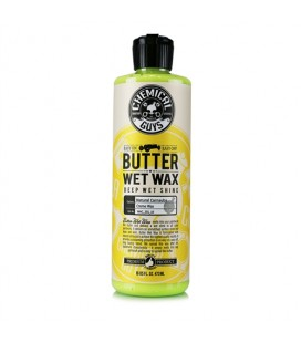 Chemical Guys Butter Wet Wax - wosk dający fenomenalny efekt wet-look 473ml