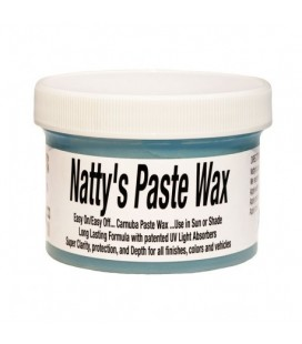 Poorboy's World Natty's Paste Wax Blue - Wosk naturalny ciemne lakiery 235ml